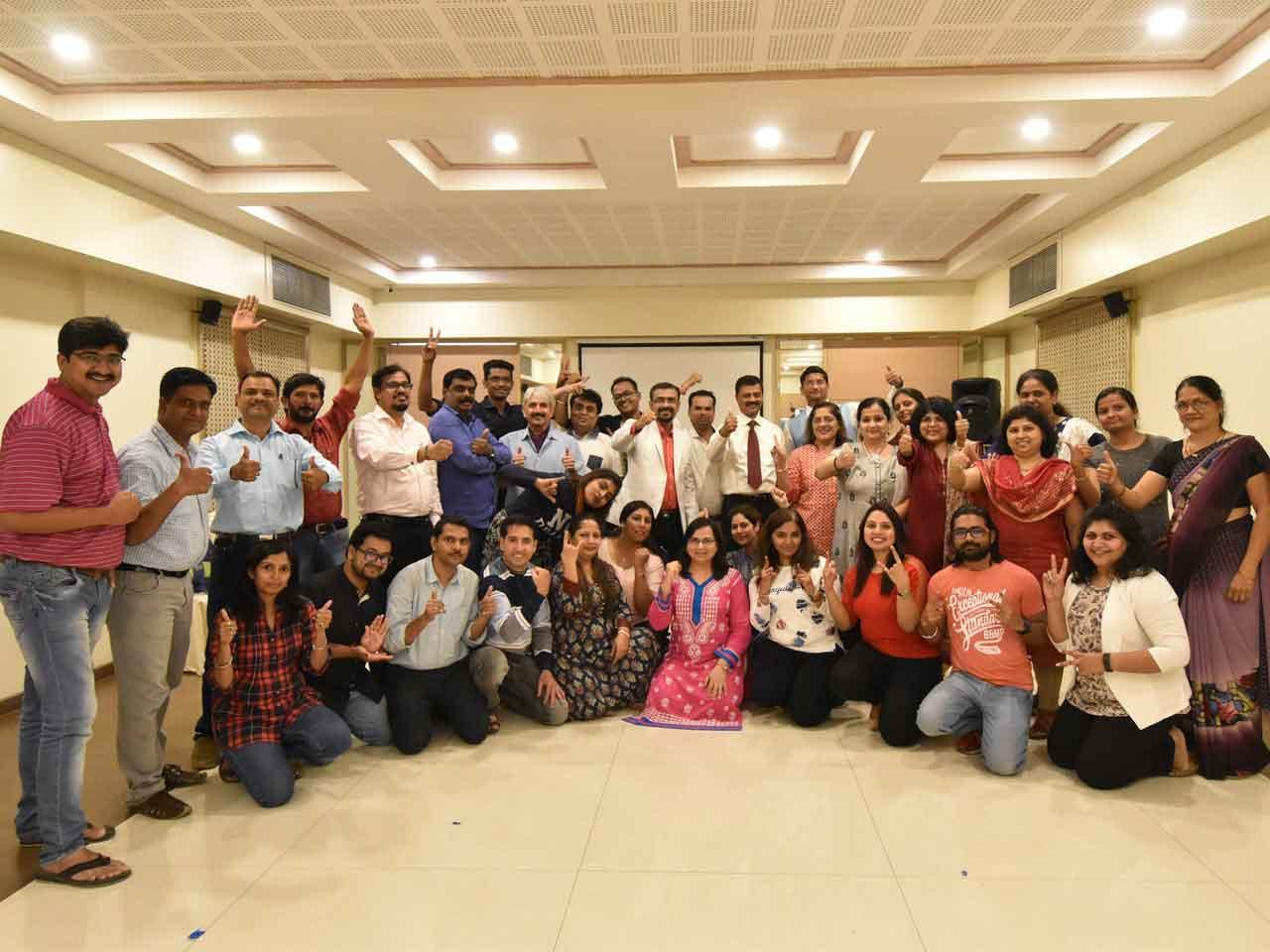 Check out NLP Workshops in Mumbai, Pune, Delhi, Ahmedabad ...