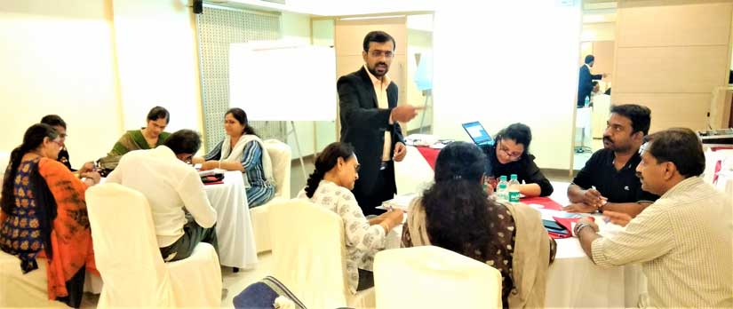 Glimpses of successful completion of NLP Practitioner ...